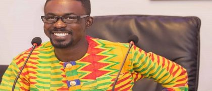 Nana Appiah Mensah, CEO of Zylofon Media