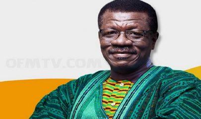 Pastor Mensa Anamoah Otabil