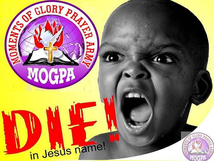 Moment of Glory Prayer Army - Mogpa
