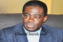Rev. Dr. Kwabena Opuni-Frimpong; General Secretary of the Christian Council of Ghana