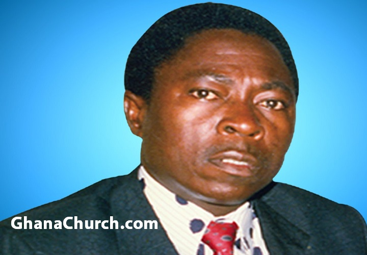 The Late Rev. Francis Akwasi Amoako - Founder of Resurrection Power and Living Bread Ministries Int.