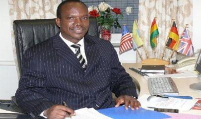 Apostle Dr Michael Kwabena Ntumy - former Chairman of The Church of Pentecost Worldwide