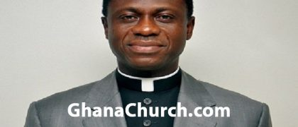 Apostle Eric Kwabena Nyamekye - Church of Pentecost Ghana New Chairman