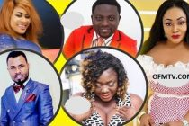 From Top: Nayas, Bro Sammy, Francisca Nana Sarpong, Ernest Opoku and Tracey Boakye