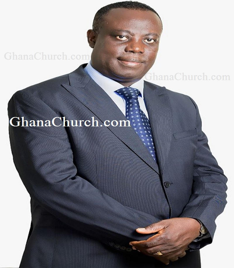 Rev. Prof. Dr. Paul Frimpong-Manso - General Superintendent Of Assemblies Of God, Ghana.