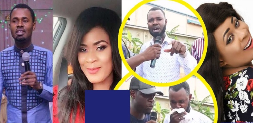 Ernest Opoku has finally reacted to claims by Actress Nayas