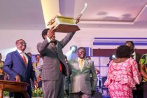 Church of Pentecost Ghana Music Committee Honours Former Chairman Prof. Dr. Opoku Onyinah