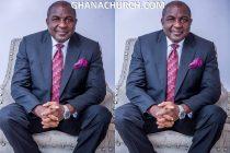 Rev. Steve Mensah