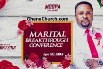 Mogpa Radio Marital Breakthrough Conference