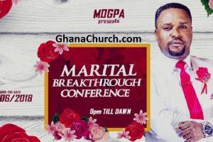 Mogpa Radio Marital Breakthrough Conference