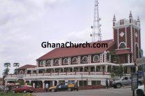 Wesley Methodist Cathedral in Kumasi, Ghana.