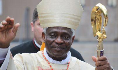 Cardinal Archbishop Peter Kodwo Appiah Turkson - Roman Catholic