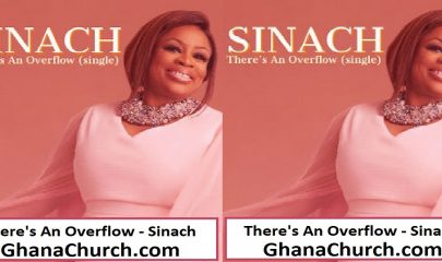 Sinach – There's an Overflow With Lyrics