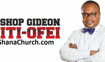 Bishop Gideon Yoofi Titi-Ofei - Founder Of The Pleasant Place Church