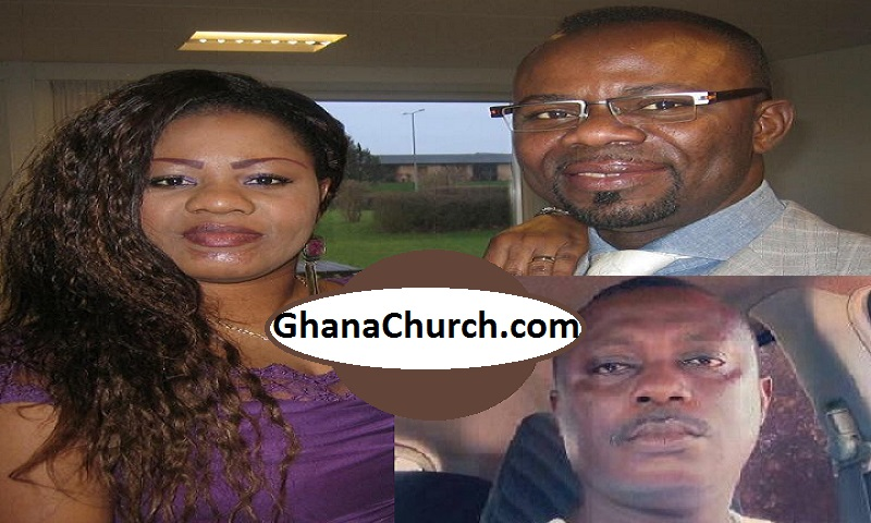 Christiana Love (aka Obaapa Christy), Nana Yaw Frankie And Pastor Love Hammond