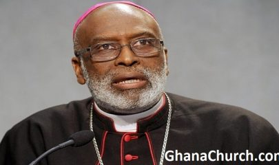 The Most Reverend Archbishop Charles Gabriel Palmer- Buckle