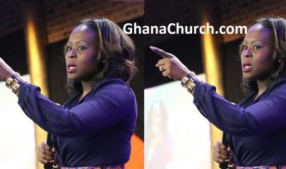 Rev. JoAnne Danso - Pastor and Wife at Miracle Arena For All Nations, Canada.