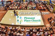 The Pleasant Place Church - Bishop Gideon Yoofi Titi-Ofei