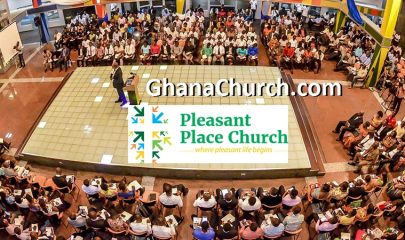 The Pleasant Place Church - Bishop Gideon Yoofi Titi-Ofei