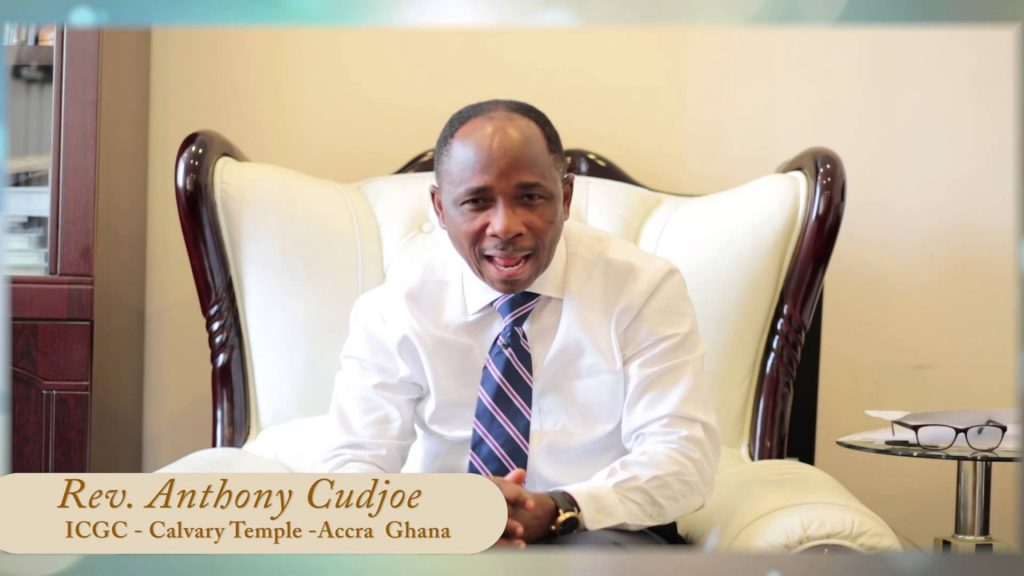 Rev. Dr. Anthony Cudjoe