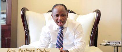 Rev. Dr. Anthony Cudjoe