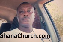 Rev. Love Kweku Hammond - General Overseer Action Grace Chapel