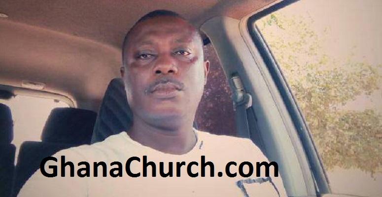 Rev. Love Kweku Hammond - General Overseer Action Grace Chapel