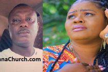 Rev. Love Kweku Hammond (Left) And Rev. Christiana Love aka Obaapa Christy (Right)