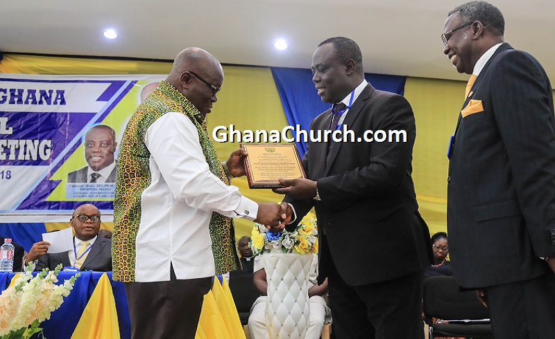 Cathedral plans won't be amended to accomodate others - Rev. Prof. Dr. Paul Frimpong Manso