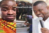 Evangelist Addai (Left) and Abieku Santana (Right)