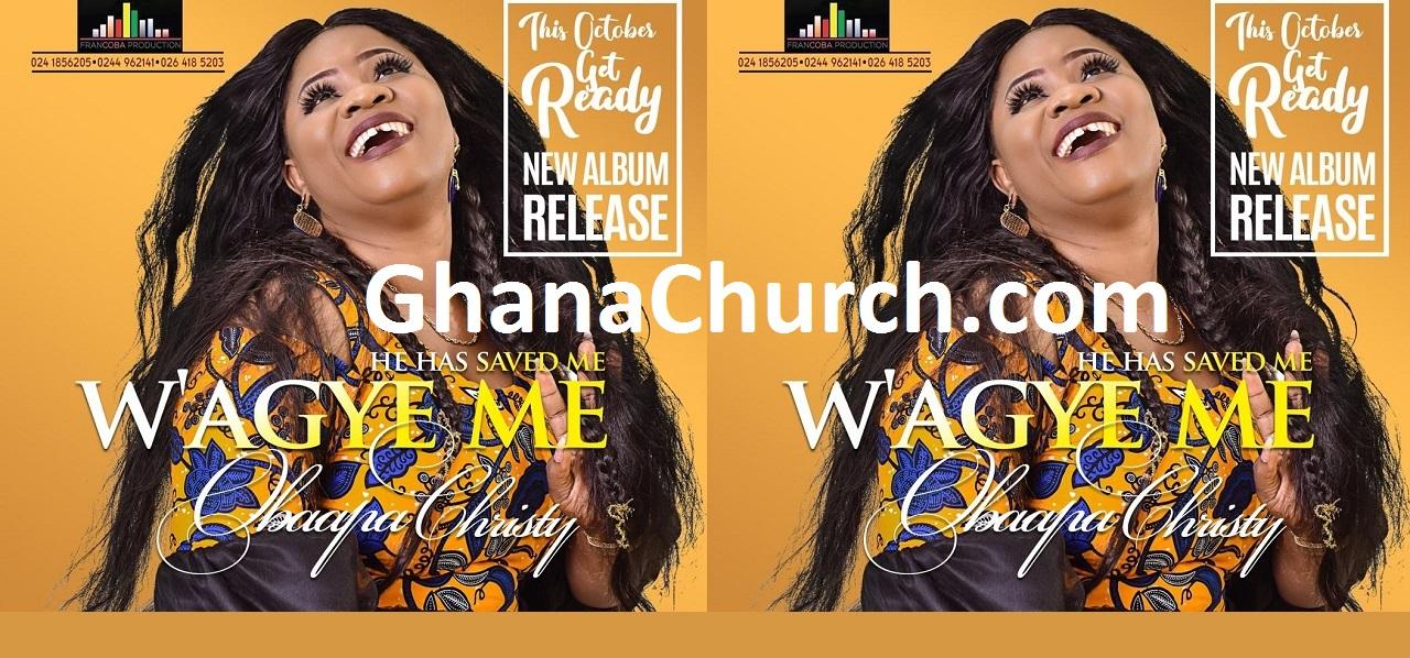 The Ghanaian Gospel iconic - Rev. Obaapa Adwoa Christy