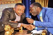 Prophe Isaac Owusu Bempah (Left) and Prophet Emmanuel Badu Kobi (Right)