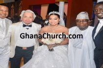 Pastor Chris' Daughter Traditional Marriage & Wedding
