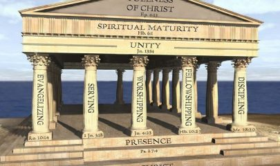 The Foundation Of The Church - Jesus Christ