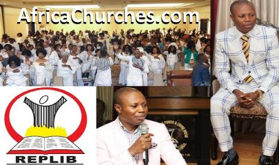 Senior Pastor, Apostle S.K. Asamoah of Resurrection Power and Living Bread Ministries International, New York USA.
