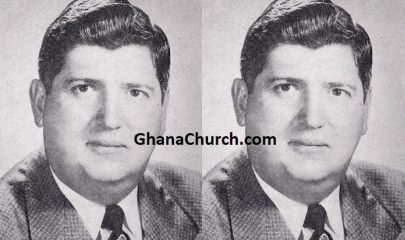 "Evangelist Jack Coe - ""The Man of Reckless Faith"""