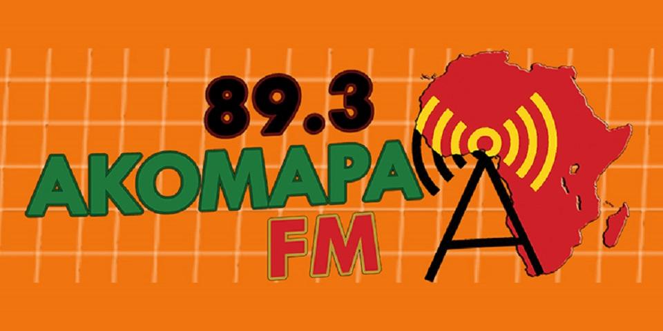 Akomapa FM 89.3 Berekum, B/A Ghana.
