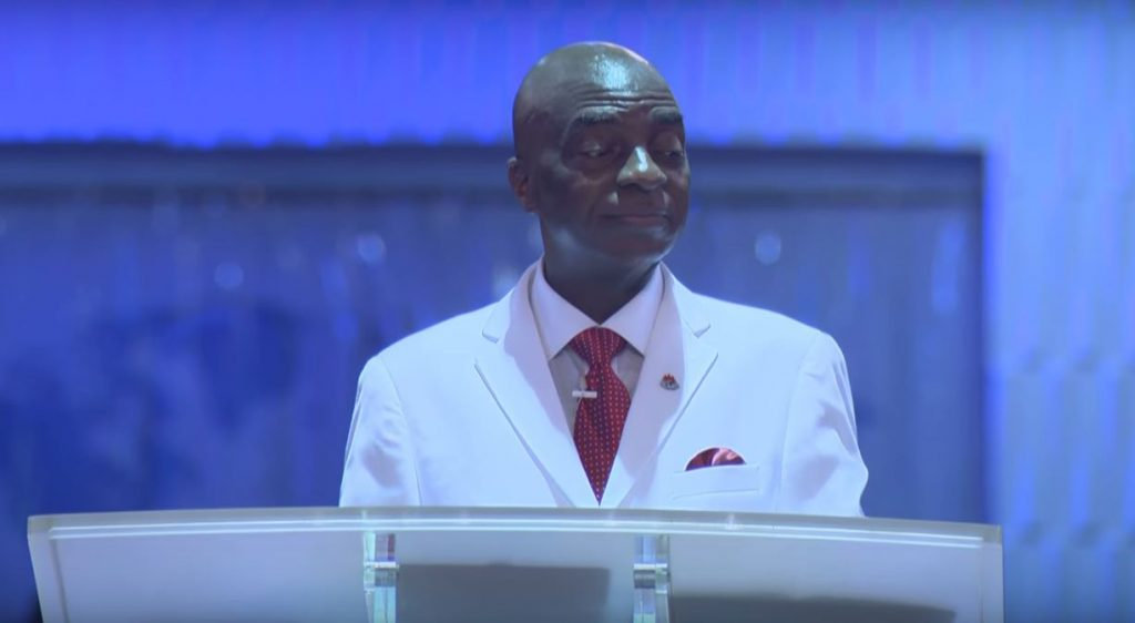 Bishop Dr. David O. Oyedepo, Living Faith Church Worldwide,Winners Chapel.