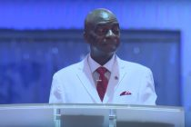 Bishop Dr. David O. Oyedepo, Living Faith Church Worldwide,Winners Chapel.