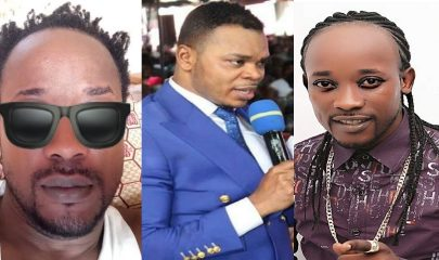 Bishop Angel Obinim, and Anokye Supremo formerly Daddy Lumba Jnr