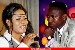 Rev. Obaapa Christy And Prophet Jeremiah, Also Known As Weeping Prophet.