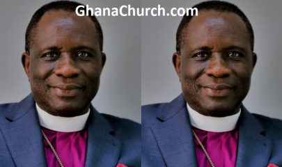 Bishop James K. Saah is the Senior Bishop of Christian Action Faith Ministries (CAFM) and Action Chapel International Cathedral (ACI)