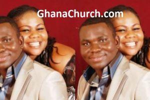 Gospel Musician Empress Gifty Osei (aka Gifty Hopeson Adoye) And Ex-Husband Prophet Elisha Prince Osei
