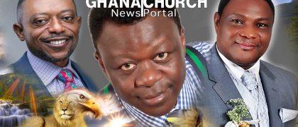 Rev. Owusu Bempah, Rev. Joseph Eastwood Anaba And Rev. Sam Korankye Ankrah