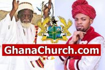 Ghana National Chief Imam And Rev. Obofour, aka Prophet Asanteman Bofour