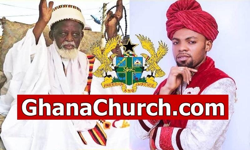 Ghana National Chief Imam And Rev. Obofour, aka Prophet Asanteman Bofour