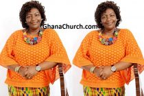 Rev. Mrs. Rosemond Anaba - Wife of Rev Eastwood Anaba
