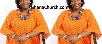 Rev. Mrs. Rosemond Anaba - Wife of Rev Eastwood Anaba