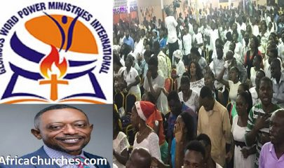 Glorious Word Power Ministries International With The Leader, Prophet Isaac Owusu Bempah