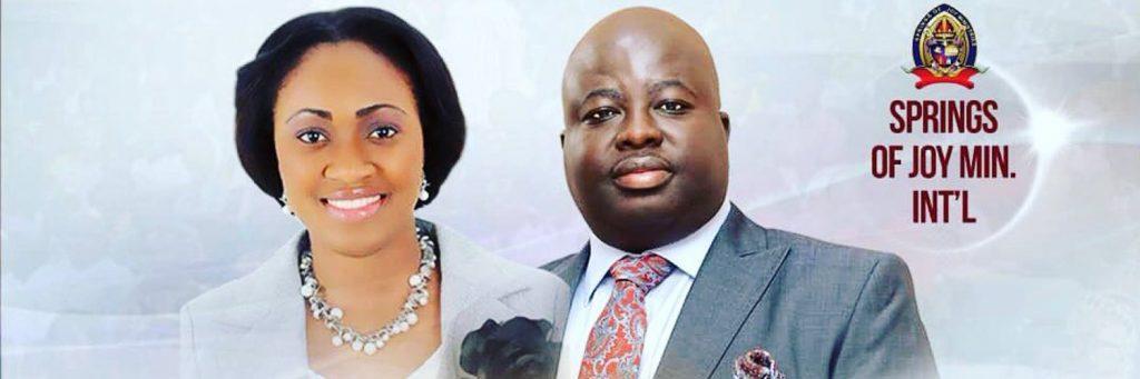 Prophet Akwesi Agyeman Prempeh and Mrs. Rosemond Prempeh Are Overseers of Springs of Joy Ministries and CEO of Springs group of companies